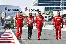 Formel 1 Baku 2019: Live-Ticker-Nachlese zum Donnerstag