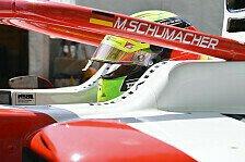 Mick Schumachers Formel-2-Fazit: Reifen schwieriger als F1