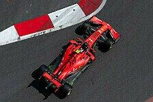 Formel 1, Baku 2019: Leclerc hängt Vettel im 2. Training ab