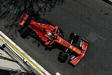 Formel-1-Analyse, Chaos-Training: Was ist Ferraris Zeit wert?