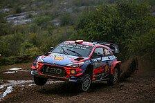 WRC Rallye Argentinien 2019: Thierry Neuville siegt kampflos