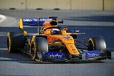 Formel 1, Sainz nörgelt trotz McLaren-Pace: Gefühl stimmt nicht