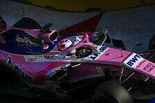 Formel 1, Perez' Rezept für Baku-Podest Nr. 3: Cool bleiben
