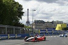 Formel E Paris: Pascal Wehrlein holt Pole Position