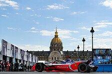Formel E 2019, Paris ePrix: Die besten Bilder vom Rennen