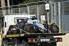 Formel 1, Williams sicher: Chassis für Kubica und Russell ident