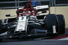 Formel 1 Baku 2019, Räikkönen disqualifiziert: Alfa illegal
