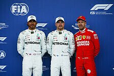 Formel 1 2019: Aserbaidschan GP - Samstag