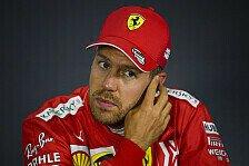Sebastian Vettel exklusiv: Garantiere, dass wir angepisst sind