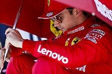Formel 1 Baku, Leclerc: Nach Boxenstopp aufgegeben
