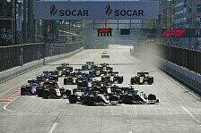 Formel 1 Baku 2019: Fahrernoten - hier bewerten!