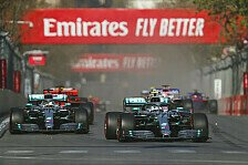Formel 1, Baku 2019: Bottas siegt vor Hamilton, Vettel Dritter