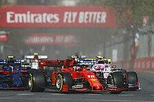 Formel 1 Rennanalyse Baku: Ferrari-Strategen wieder versagt?