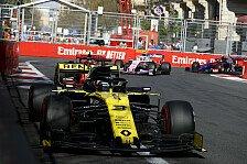 Formel 1, Spanien 2019: Renault bringt Motoren-Upgrade