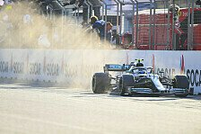 Formel 1 2019 - Baku-Statistiken: Mercedes mit Rekordstart