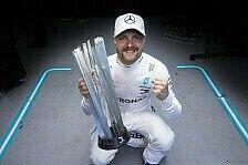 Formel 1 2020: Valtteri Bottas bleibt bei Mercedes