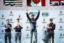 Formel 2 2019: Aserbaidschan GP - Rennen 3 & 4