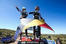 WRC Rallye Argentinien 2019: Alle Fotos vom 5. WM-Rennen