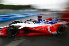 Formel E - Wehrlein-Strafe hat Nachspiel: Neue Reifen-Regeln
