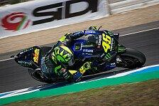 MotoGP - Yamaha-Debakel am Jerez-Freitag: Wir haben ein Problem