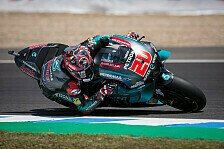 MotoGP Jerez 2019: Pole-Sensation durch Rookie Quartararo