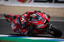 MotoGP-Analyse: Kann Ducati Honda in Jerez fordern?
