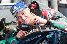 MotoGP-Rookie Fabio Quartararo in Barcelona operiert