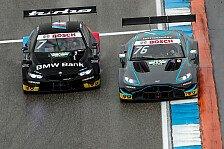 Aston Martin Vantage: So lief das DTM-Debüt von R-Motorsport