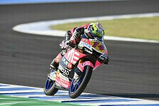Moto3 Mugello 2019: Tony Arbolino auf Pole beim Heimrennen
