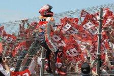 Marc Marquez nach Sieg in Jerez: Wollte es den Gegnern zeigen