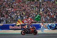 MotoGP: Ab 2022 nur noch drei Rennen in Spanien und Portugal