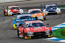 DTM Assen: Drei Audi im 1. Training vorn, Chaos um Track Limits