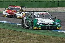 DTM Zolder, Qualifying: Wittmann auf Pole - Aston Martin hinten