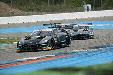 DTM-Neuling Aston Martin: Dem Rückstand auf der Spur