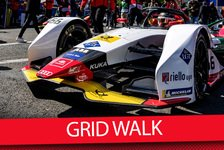 Formel E - Video: Formel E Grid Walk: Was geschieht in der Startaufstellung?