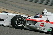 A1GP - Zwei Schweizer in Brands Hatch
