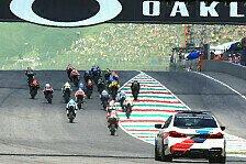 MotoGP - Jump-Start-Strafe: Die drei Opfer blockieren Änderung