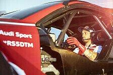 DTM - Alle Bilder: Andrea Dovizioso erstmals im Audi RS 5 DTM