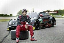 DTM: Audi holt Andrea Dovizioso - MotoGP-Ass Misano-Gaststarter