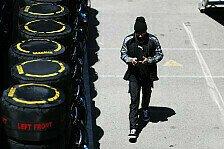 Pirelli trotzt Formel-1-Kritik: Können alles, machen alles