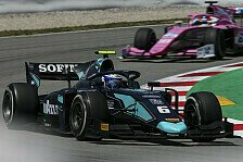 Formel 2 Barcelona: Latifi siegt, Schumacher-Dreher am Start