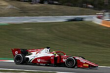 Formel 2 Barcelona: De Vries siegt, wieder Schumacher-Kontakt