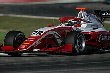 Formel 3 Barcelona: Shwartzman siegt dank Strafe für Lundgaard