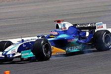Formel 1 - Sauber: Die Zeiten geben nicht das wahre Bild wieder