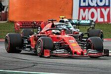 Formel 1 2019 Barcelona, Qualifikation kompakt beim Spanien GP