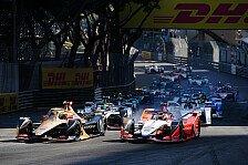 Formel E 2019, Monaco ePrix: Die besten Fotos vom 9. Rennen