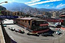 Formel E - Video: Formel E Monaco: Onboard-Vergleich Gen1 zu Gen2-Auto