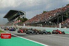 Formel 1 Spanien 2019: Fahrernoten - hier bewerten!