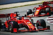 Formel 1 Barcelona, Ferrari erklärt Stallorder: Nicht zu spät