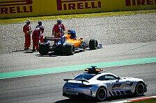 Formel 1 Spanien 2019: Stroll und Norris kommen straffrei davon
